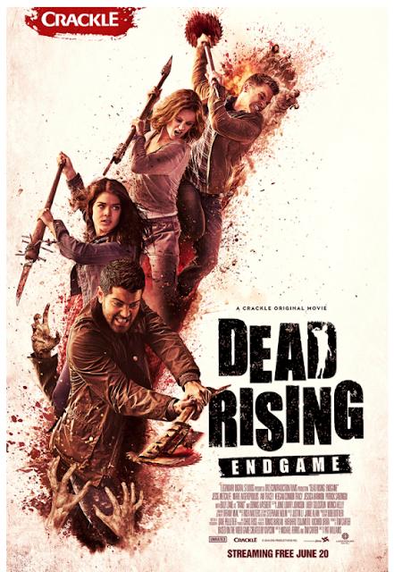 Download Film Dead Rising Endgame 2016