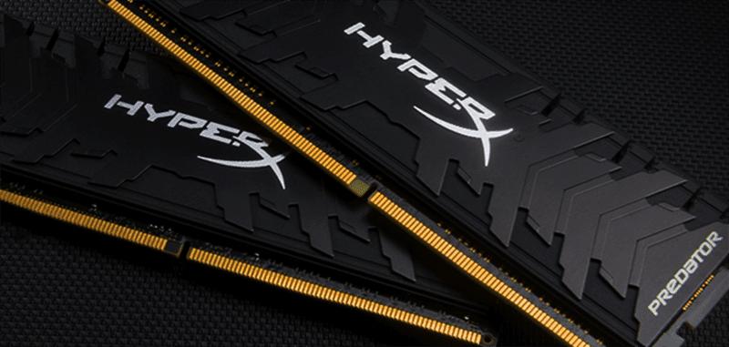 Kingston HyperX sets DDR4 Overclocking world record at 7,156MHz