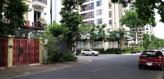 Bán BIỆT THỰ Nhà Vườn Khu Đô Thị Việt Hưng 0988312321