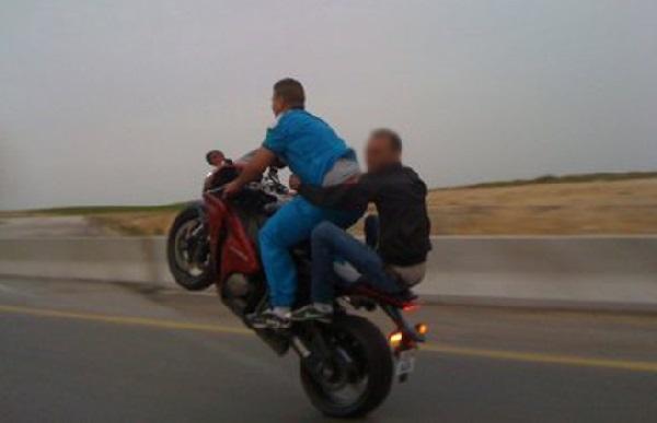 انتشار ظاهرة الدراجات النارية تؤرق أهالي شهبا بالسويداء.؟