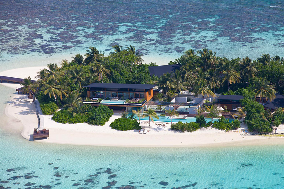 Hogares frescos mayo 2013 for Hoteles en islas privadas