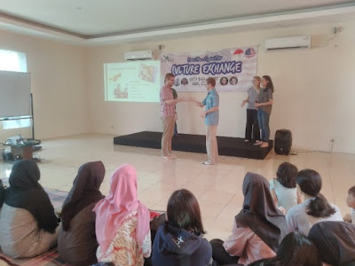 English Club Perpustakaan Cinta Baca Bogor