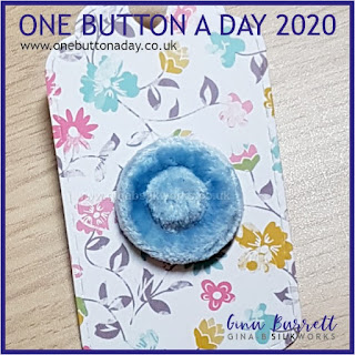 Day 203 : Prim - One Button a Day 2020 by Gina Barrett