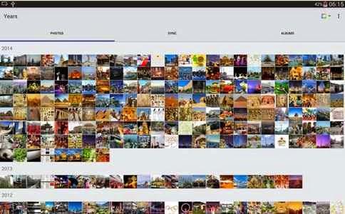 Gallery Android Paling Ringan