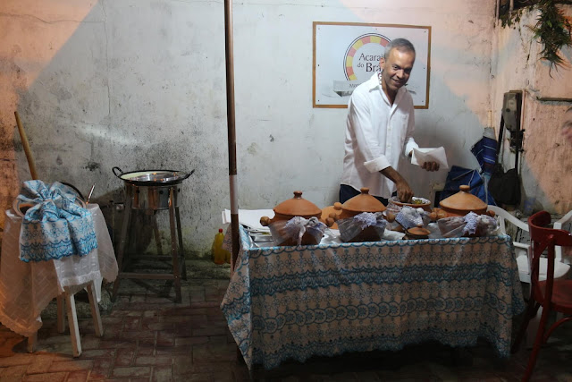Blog Apaixonados por Viagens - Morro de São Paulo - Boipeba - Gastronomia