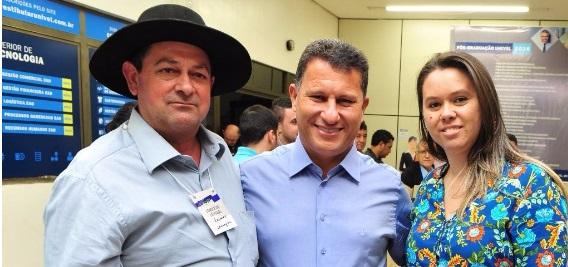 Laranjal: Oposição vem forte e unida com pré-candidatura de Josmar Moreira e Tatiane Brey