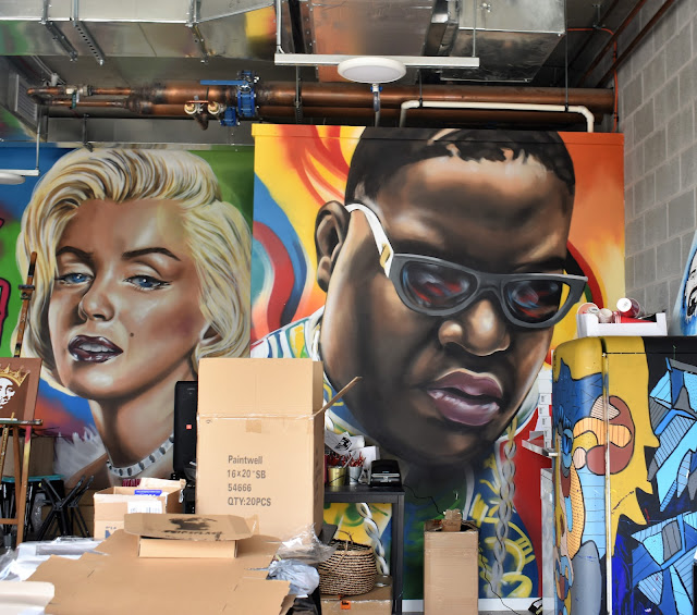 Strathfield Street Art | Mural by Reubszz
