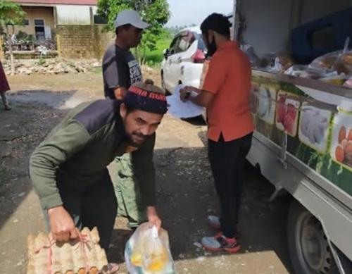 Hari Kedua Pelaksanaan Pasar Murah Berlangsung Pada 5 Kelurahan di Kota Payakumbuh