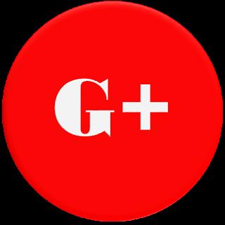A imagem mostra a logo marca do G+ ou Google Plus.