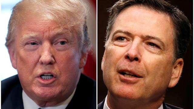 Trump threatens  Ex-FBI boss James Comey again [Security]