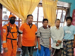 BPBD Rilis Nama Korban Laka Laut di Perairan Bontang
