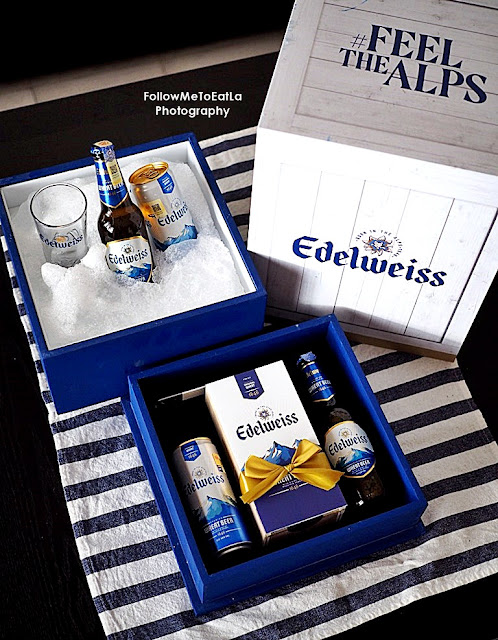 EDELWEISS: BRINGING THE FRESHNESS OF THE ALPS TO MALAYSIA