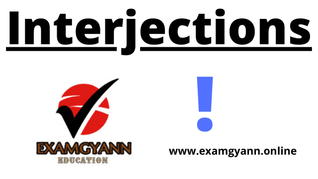 Interjections (विस्मयादिबोधक) in Hindi