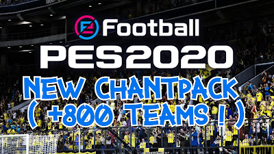How to Install Predator002 Chantbase & Chantpack via Sider PES 2020