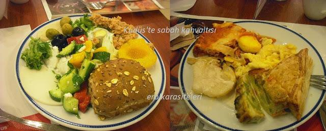 Kudüs, Mekke ve Medine Yemekleri