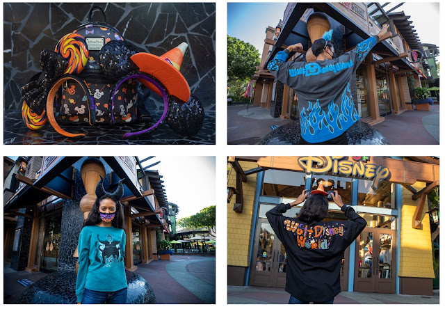 Magic Kingdom 2020 Halloween-themed merchandise Walt Disney World Resort