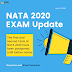 Announcement NATA EXAM 2020 Dates for First & Second Tests