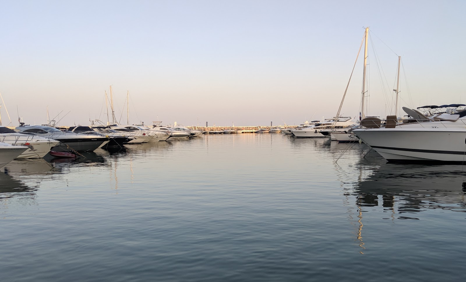 A Low-Key (ish) Hen Party in Marbella - Puerto Banus Harbour