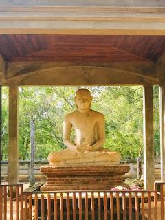 Samadhi Buddha statue,Anuradhapura,Srilanka