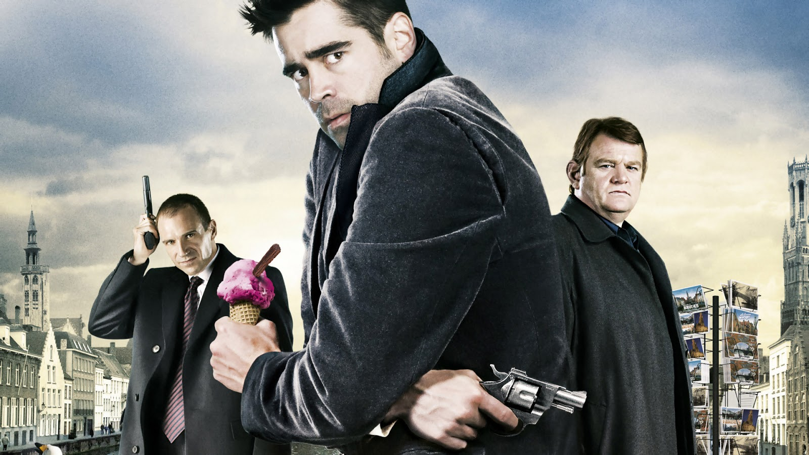 andrew lawrence s movie blog in bruges a movie review by andrew andrew lawrence s movie blog