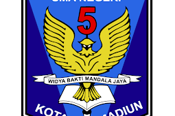 Download Logo SMA Negeri 5 Madiun Vektor AI