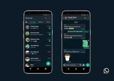 How to enable WhatsApp Dark Mode on iOS 13 – iPhone / iPad