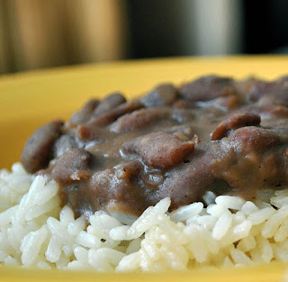 Kenyan Dry Red Beans from Scratch
