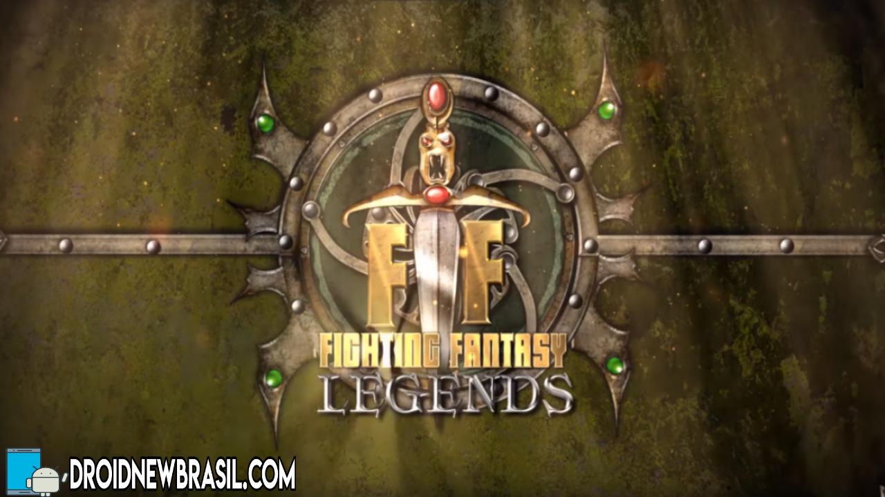 Download Fighting Fantasy Legends v1.35 [APK]