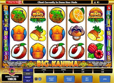 Big Kahuna Slots