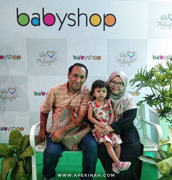 babyshop | Buka Cawangan Kedai Pakaian Bayi dan Kanak-kanak yang ke -5 Di The Curve