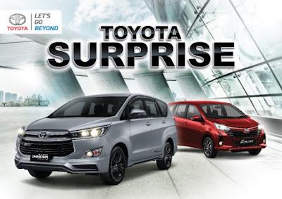 Simak Beberapa Promo Toyota Berikut Untuk Membawa Pulang Mobil Impian Anda
