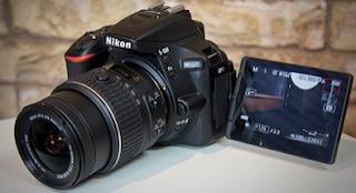 Nikon D5500 Software Herunterladen