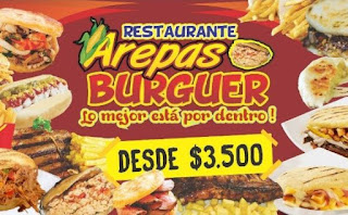 Arepa Burguer