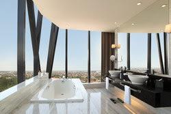 Executive room bath room