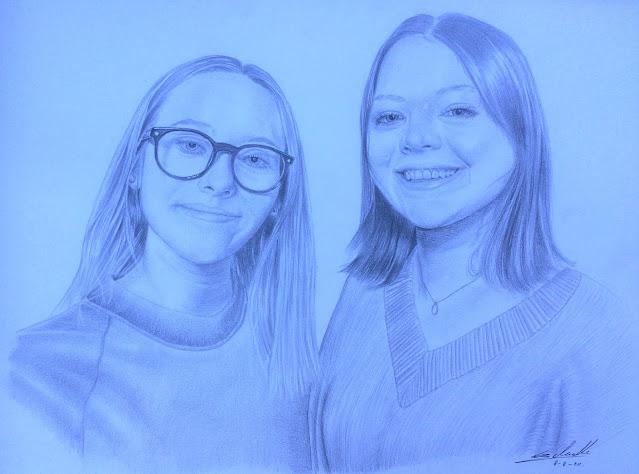 Jade et Eline