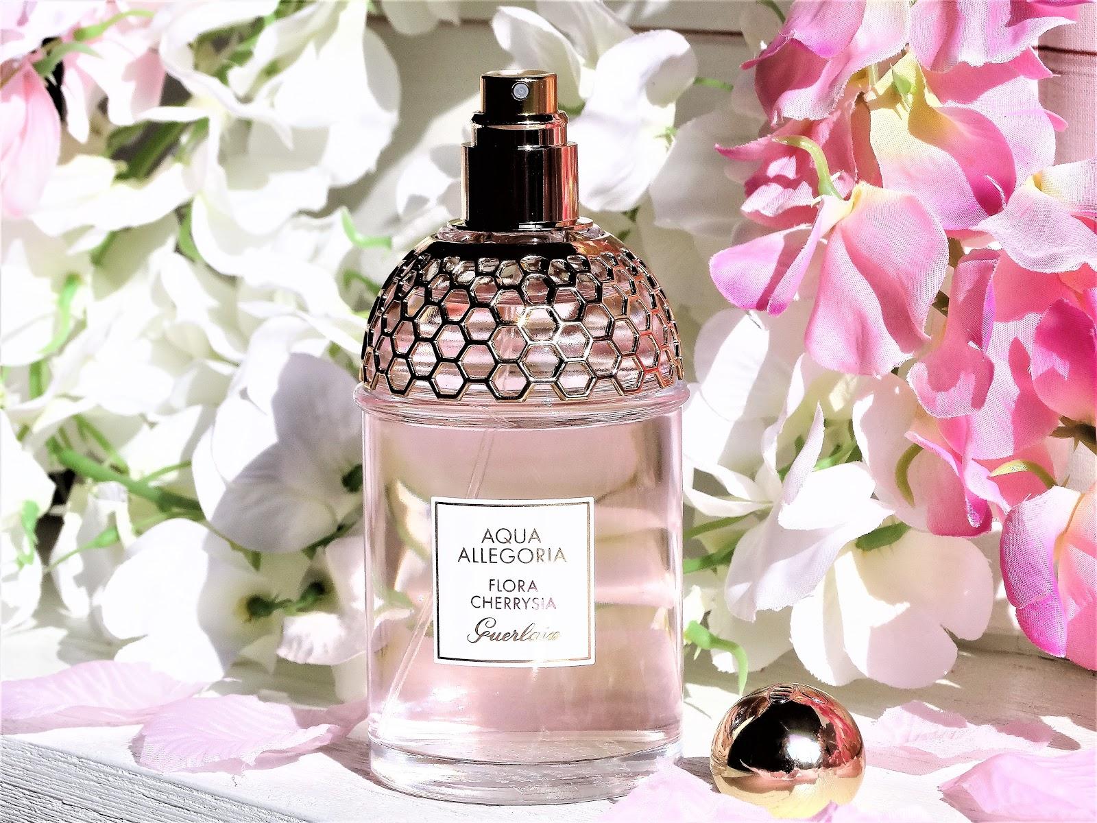 Aqua Allegoria Flora Cherrysia Le Nouveau Parfum Guerlain