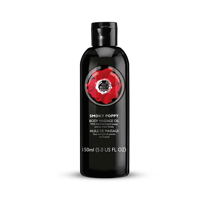 línea corporal sensual The Body Shop
