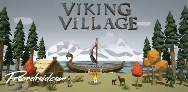 تحميل لعبة قرية الفايكنغ Viking Village النسخة المهكرة للاجهزة الاندرويد باخر تحديث