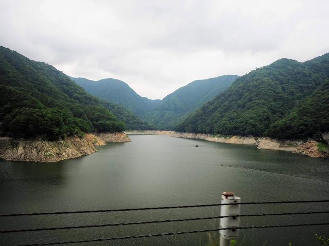 川治ダム 八汐湖
