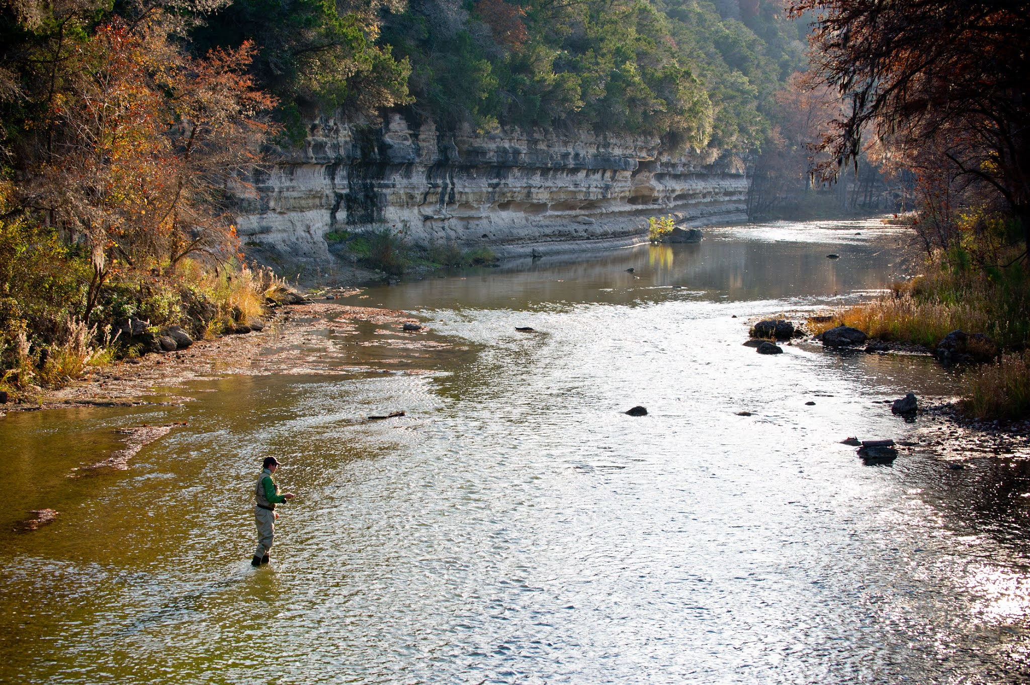 Outdoor Tips From Texas Parks Wildlife Magazine Book Review Fly Fishing Austin Central Texas
