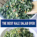 The Best Kale Salad Ever