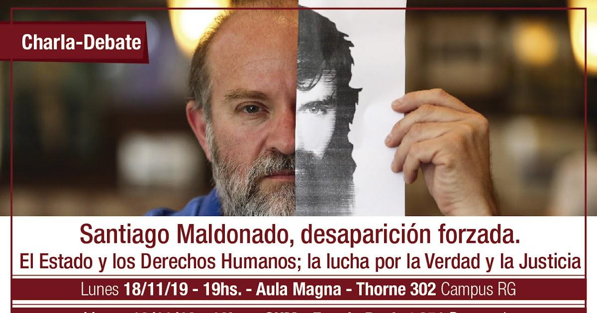 En la UNTDF: Sergio Maldonado brindará Charlas este Lunes en Río Grande y Martes en Ushuaia - Portal La TDF