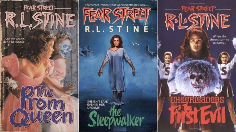Netflix купил у Disney трилогию фильмов ужасов Fear Street по мотивам повестей Р. Л. Стайна