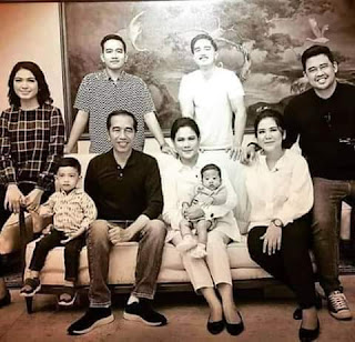 Nama ayah dan kakek Jokowi
