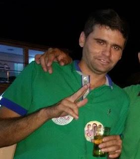 Agricultor Renato do Gilvan foi executado à bala na noite deste domingo em Catarina-CE.