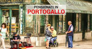 Trasferimento - pensione in - Portogallo