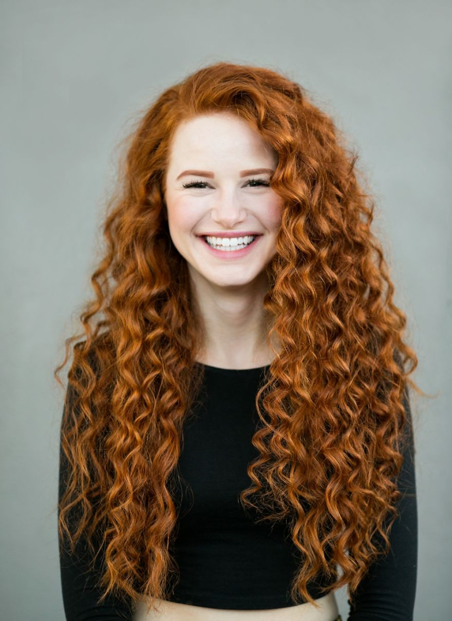 30 Stunning Pictures From All Over The World That Prove The Unique Beauty Of Redheads - Madeline From Washington State, Usa
