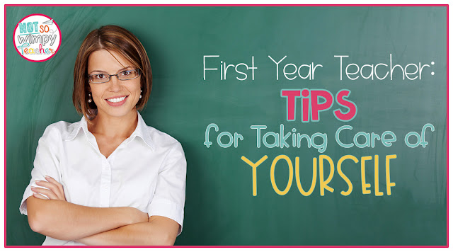 Tips and ideas to help make your first year of teaching easier!