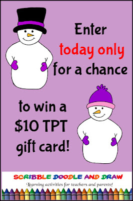 Enter to win a TPT gift card