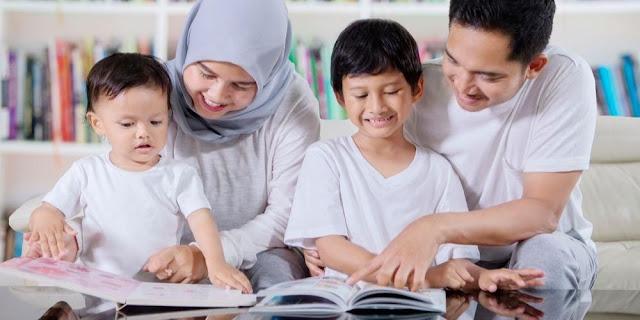 Ayah-Bunda : Inilah Beberapa Trik Mudah Mengajarkan Anak Tanpa Mengeja